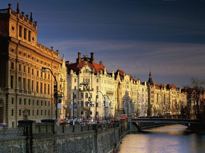 Русские хотят жить в Чехии