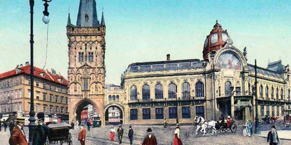 Чешские и словацкие земли в годы Первой Мировой войны