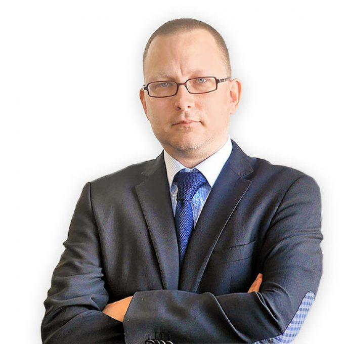 Доктор права Владислав Прокупек, адвoкат