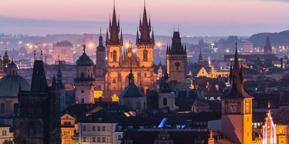 Замечательный подарок — тур в Чехию на двоих