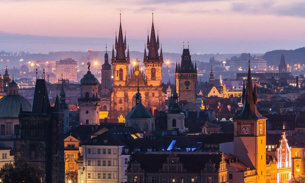 Живописная Прага