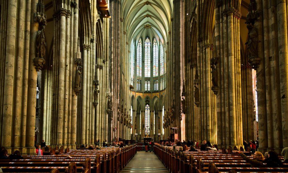 Кельнский собор, Германия