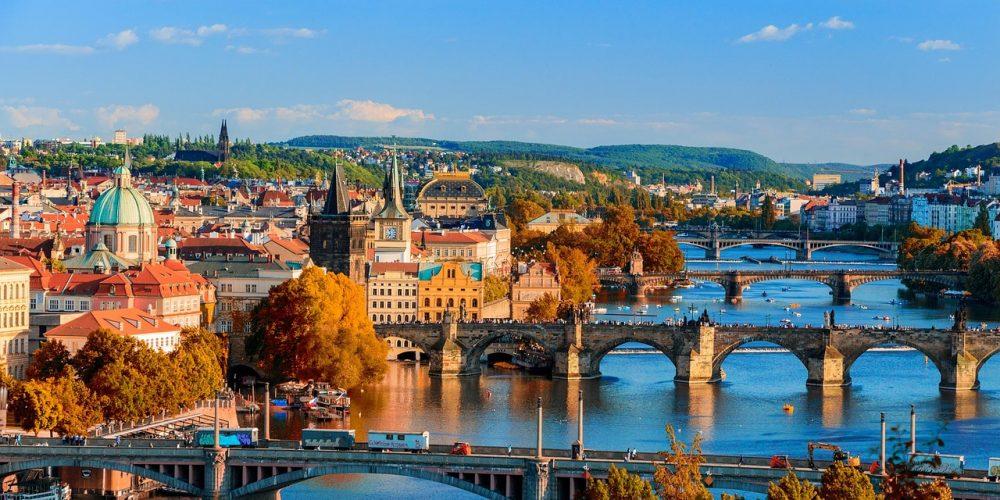 Прага — сердце Европы, сказочно прекрасный город